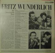 LP - Fritz Wunderlich - Der Grosse Lyrische Tenor, Oper Operette Volkslied
