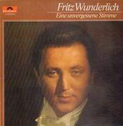 LP - Fritz Wunderlich - Eine unvergessene Stimme