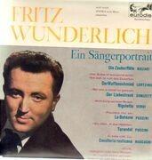 10'' - Fritz Wunderlich - Ein Sängerportrait