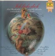 LP - Fritz Wunderlich - Ich Liebe Dich (Die Schönsten Romantischen Lieder)