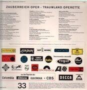 LP - Fritz Wunderlich, Lisa Otto,,.. - Zauberreich Oper, Traumland Operette