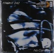 LP-Box - Front 242 - No Comment +-Orange.Black - .. OF PRESSURE // ORANGE/BLACK