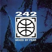 CD Single - Front 242 - Mixed By Fear