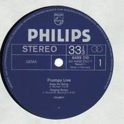Double LP - Frumpy - Live