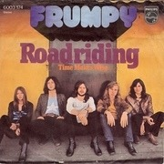 7inch Vinyl Single - Frumpy - Roadriding