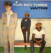 LP - Fun Boy Three - Waiting