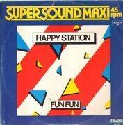 12inch Vinyl Single - Fun Fun - Happy Station