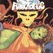 LP - Funkadelic - Let's Take It To The Stage - Gatefold sleeve
