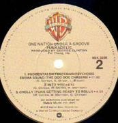 LP - Funkadelic - One Nation Under A Groove