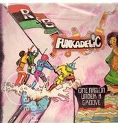 LP - Funkadelic - One Nation Under A Groove - WITH BONUS 7'