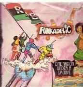 LP - Funkadelic - One Nation Under A Groove - WITH BONUS 7'
