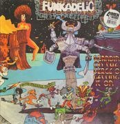 LP - Funkadelic - Standing On The Verge Of Getting It On - still sealed, 180g edition