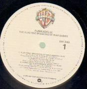 LP - Funkadelic - The Electric Spanking Of War Babies