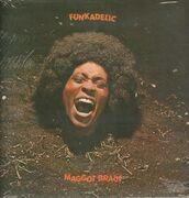 LP - Funkadelic - Maggot Brain - 180GR.