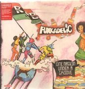LP - Funkadelic - One Nation Under A Groove - incl. 7' EP