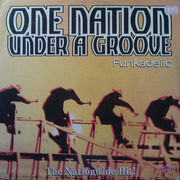 12inch Vinyl Single - Funkadelic - One Nation Under A Groove