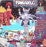 LP - Funkadelic - Standing On The Verge Of Getting It On