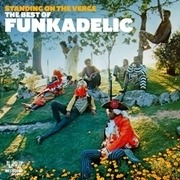 Double LP - Funkadelic - Standing On The Verge Of Getting It On - = BEST OF =