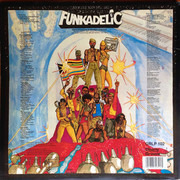 LP - Funkadelic - The Electric Spanking Of War Babies - Still sealed