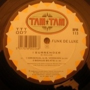 12inch Vinyl Single - Funk Deluxe - I Surrender