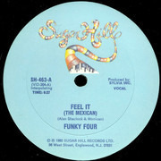 12inch Vinyl Single - Funky 4 + 1 - Feel It (The Mexican)