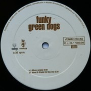 12inch Vinyl Single - Funky Green Dogs - Body
