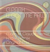12'' - G-Park - You Got Me Fallin