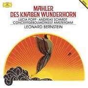 LP - G. Mahler - Des Knaben Wunderhorn - CONCERTGEBOUWORKEST/L.POPP/BERNSTEIN/-180 GRAM VI