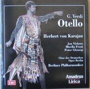 Double CD - G. Verdi / Herbert von Karajan / Jon Vickers / Mirella Freni / Peter Glossop / Chor der Deutschen O - Otello