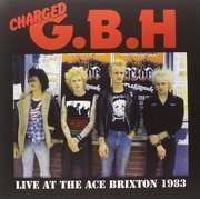 LP - G.B.H. - Live At The Ace Brixton.. - .. 1983
