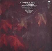 LP - Donizetti - Concertini Für Bläser Und Streicher
