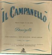 LP - Gaetano Donizetti - 'Il Campanello' Opera Buffa In One Act - Box
