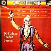 LP - Gaetano Donizetti - L'Elisir D'Amore Highlights