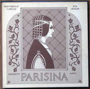 LP-Box - Donizetti - Parisina D'Este - textured Hardcoverbox + booklet / Private record