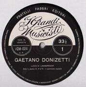 10'' - Gaetano Donizetti - Gaetano Donizetti IV