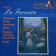 LP-Box - Donizetti - La Favorita (Simionato, Poggi, Erede)