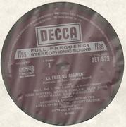 LP-Box - Gaetano Donizetti / Joan Sutherland , Luciano Pavarotti , Spiro Malas , Monica Sinclair , Chorus & - La Fille Du Régiment