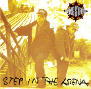 CD - Gang Starr - Step In The Arena - Arvato