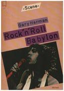 Book - Gary Herman - Rock'n'Roll Babylon