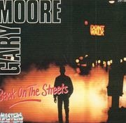 CD - Gary Moore - Back on the streets
