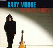 CD Single - Gary Moore - Cold Day In Hell