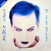 12inch Vinyl Single - Gary Numan - My Dying Machine