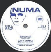 7'' - Gary Numan - Berserker