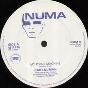 12'' - Gary Numan - My Dying Machine