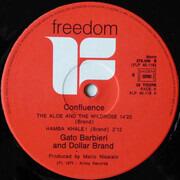 LP - Gato Barbieri - Dollar Brand - Confluence