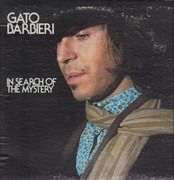 LP - Gato Barbieri - In Search Of The Mystery