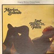 LP - Gato Barbieri - Last Tango In Paris - US Original