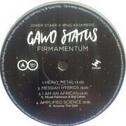 LP - Gawd Status - Firmamentum - Ltd. Edition
