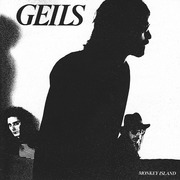 LP - Geils, The J. Geils Band - Monkey Island