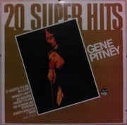 LP - Gene Pitney - 20 Super Hits